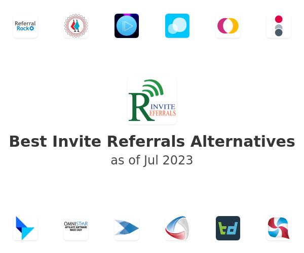 Best Invite Referrals Alternatives