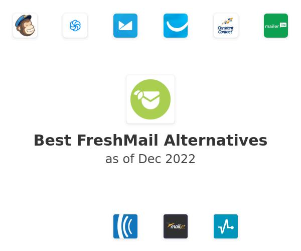 Best FreshMail Alternatives