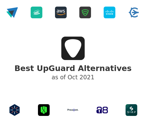 Best UpGuard Alternatives