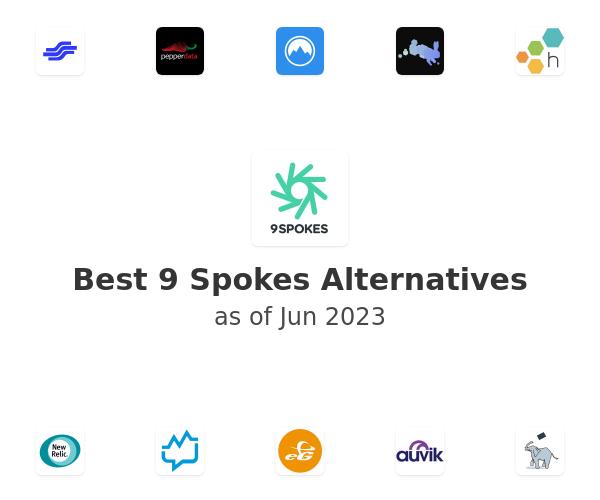 Best 9 Spokes Alternatives