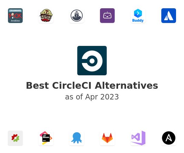 Best CircleCI Alternatives