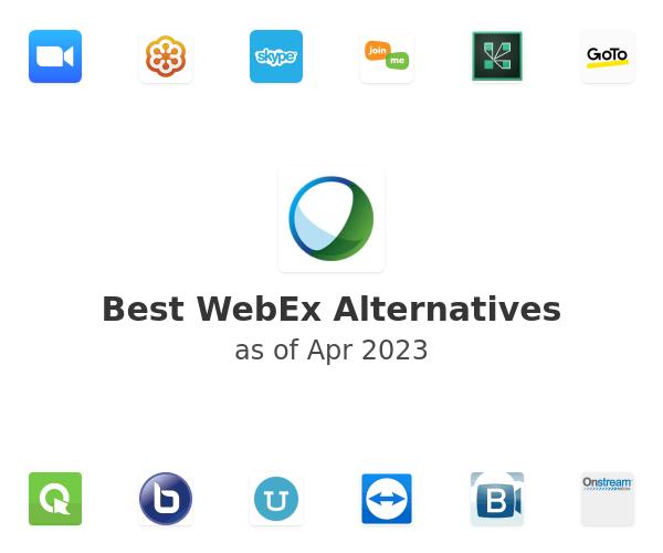 Best WebEx Alternatives