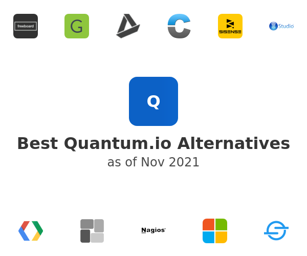 Best Quantum.io Alternatives