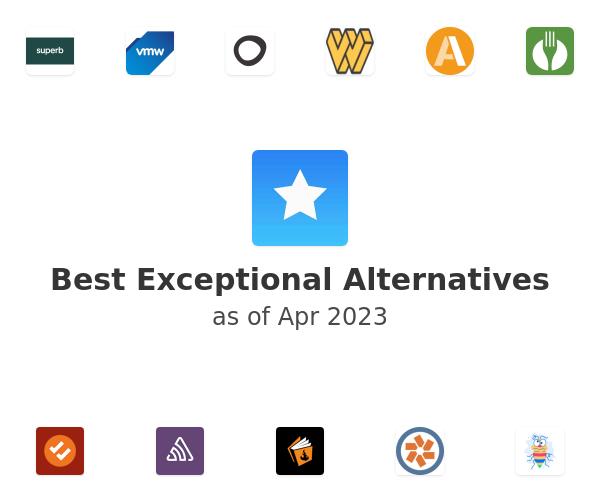 Best Exceptional Alternatives