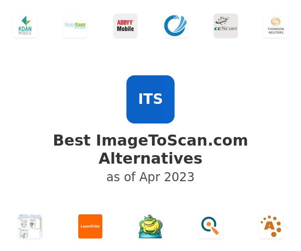 Best ImageToScan.com Alternatives