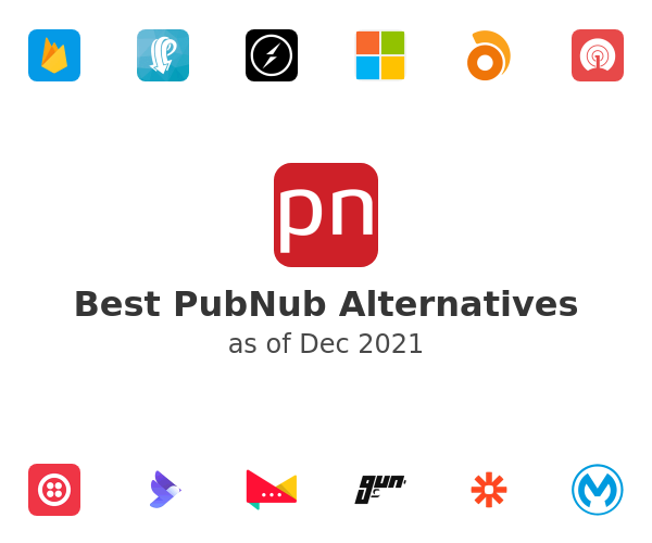 Best PubNub Alternatives