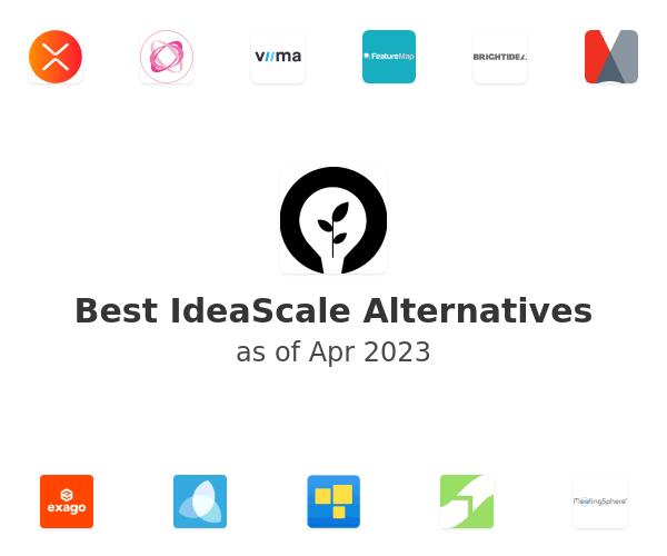 Best IdeaScale Alternatives