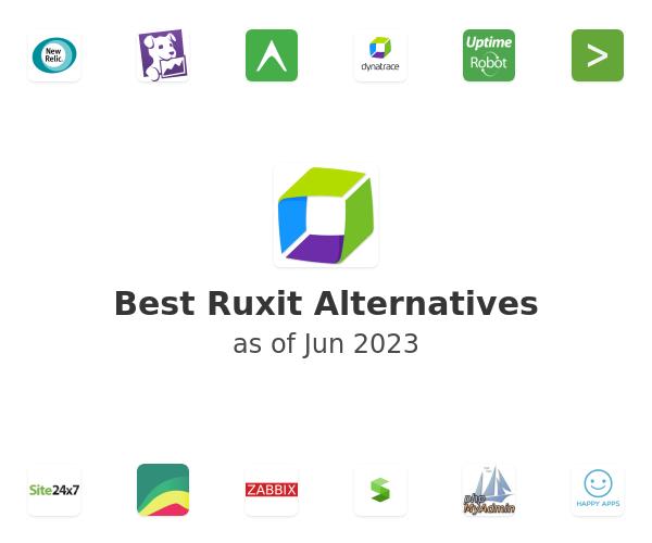 Best Ruxit Alternatives