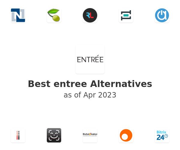 Best entree Alternatives