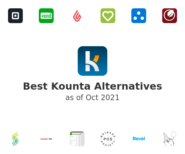 Best Kounta Alternatives