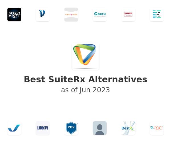 Best SuiteRx Alternatives