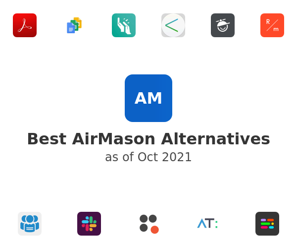 Best AirMason Alternatives