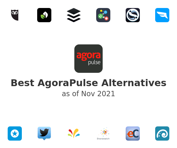 Best AgoraPulse Alternatives