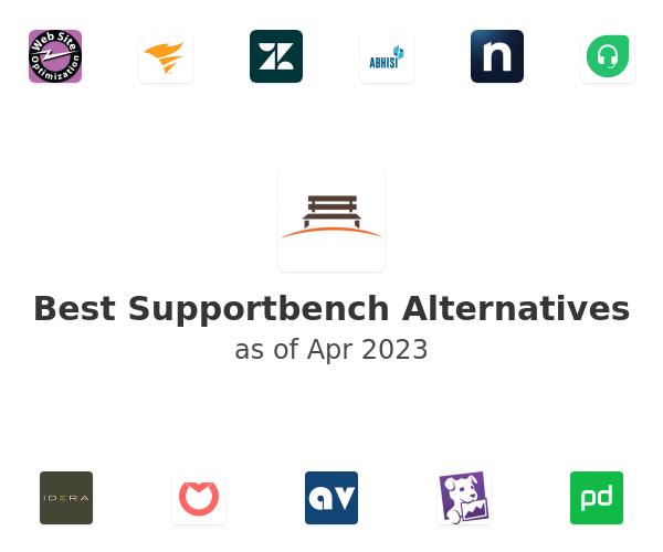 Best Supportbench Alternatives