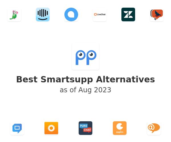 Best Smartsupp Alternatives