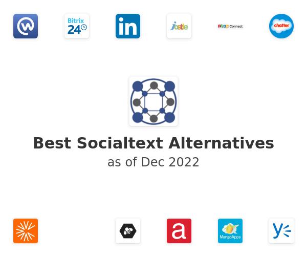 Best Socialtext Alternatives