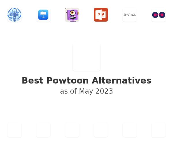 Best Powtoon Alternatives