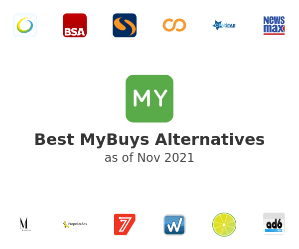 Best MyBuys Alternatives