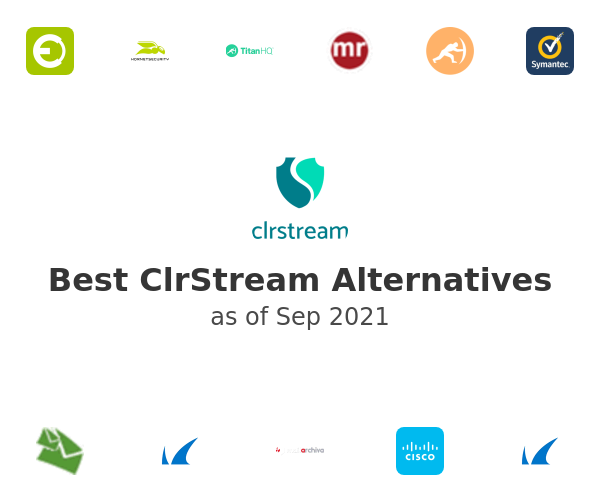 Best ClrStream Alternatives