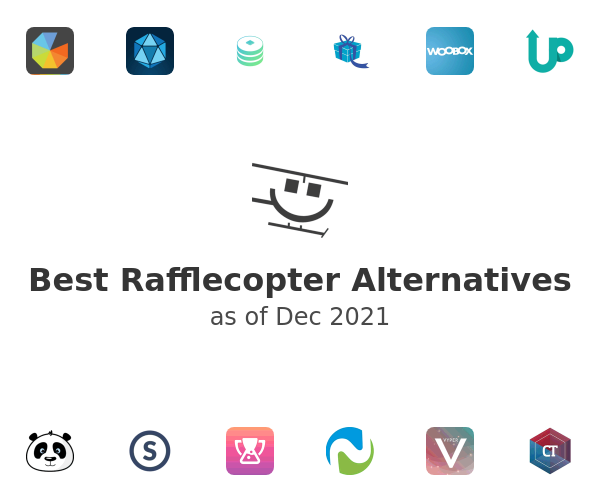 Best Rafflecopter Alternatives