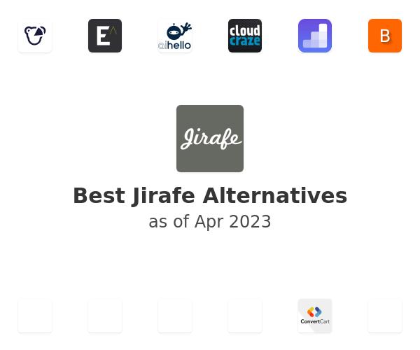 Best Jirafe Alternatives