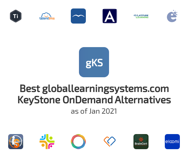 Best KeyStone OnDemand Alternatives