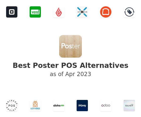 Best Poster POS Alternatives