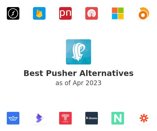 Best Pusher Alternatives