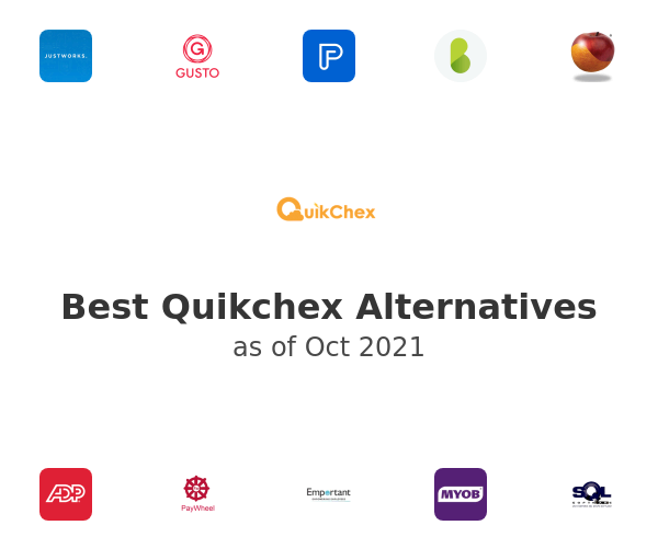 Best Quikchex Alternatives