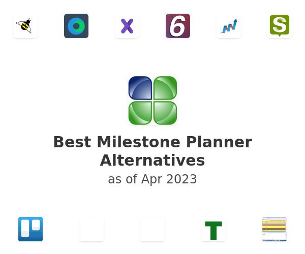 Best Milestone Planner Alternatives