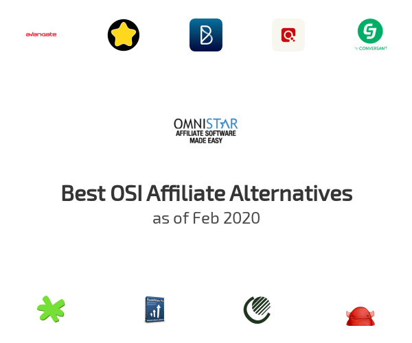 Best OSI Affiliate Alternatives