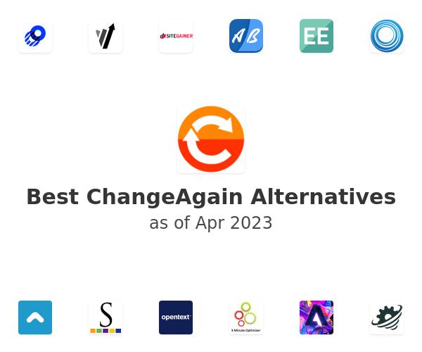 Best ChangeAgain Alternatives