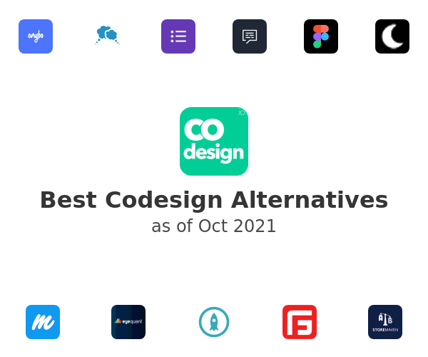 Best Codesign Alternatives