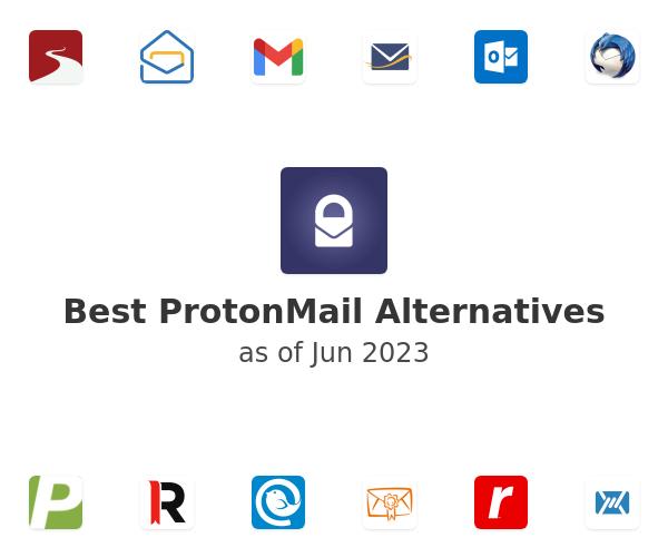 Best ProtonMail Alternatives