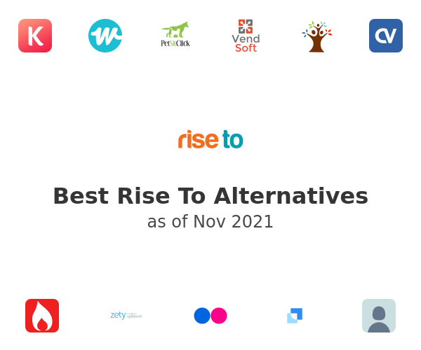Best Rise To Alternatives
