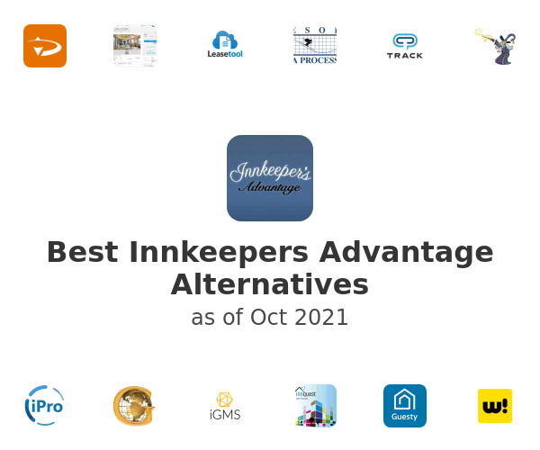Best Innkeepers Advantage Alternatives