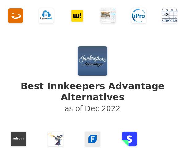 Best Innkeepers Advantage Alternatives