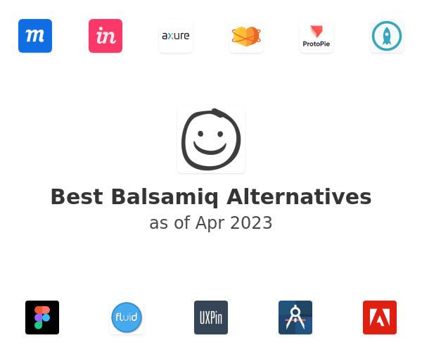 Best Balsamiq Alternatives
