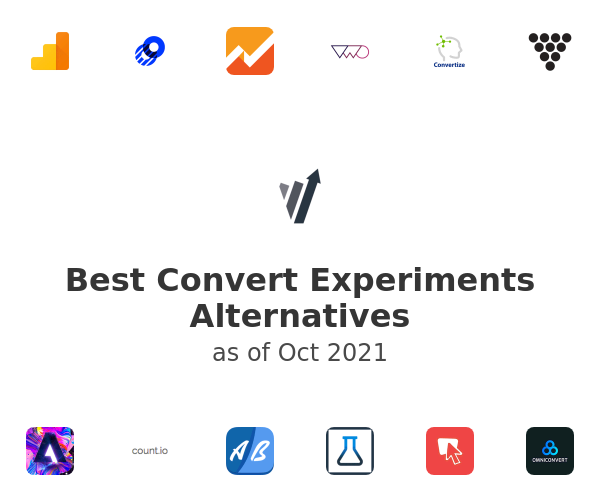 Best Convert Experiments Alternatives