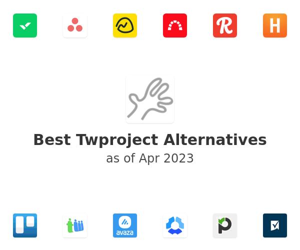 Best Twproject Alternatives