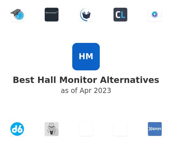 Best Hall Monitor Alternatives