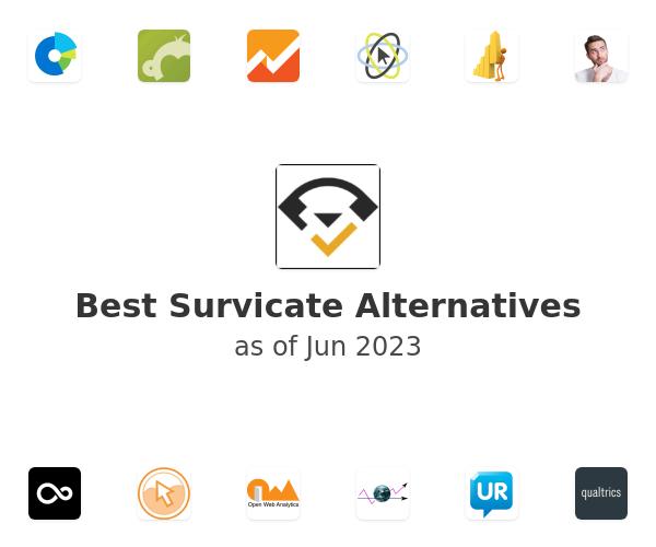 Best Survicate Alternatives