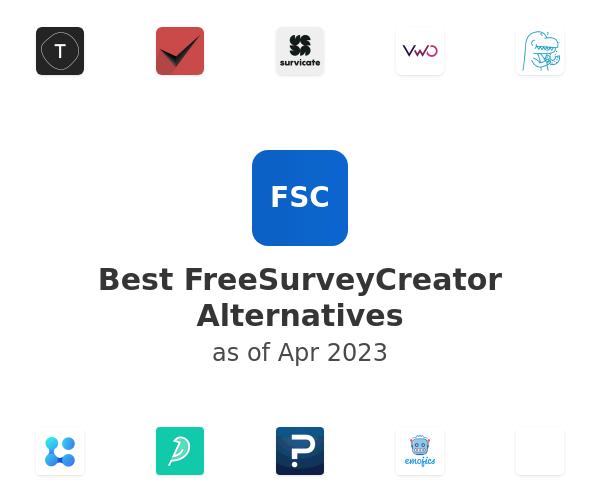 Best FreeSurveyCreator Alternatives