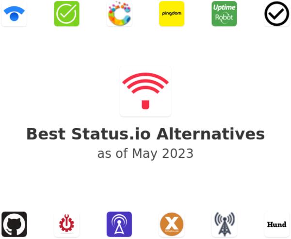 Best Status.io Alternatives
