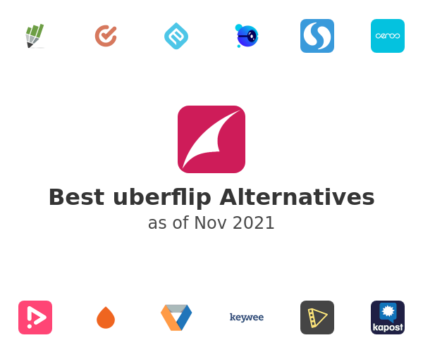 Best uberflip Alternatives