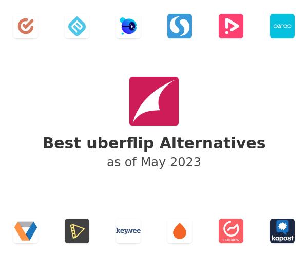 Best uberflip Alternatives