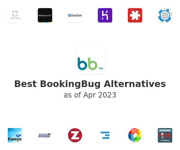 Best BookingBug Alternatives