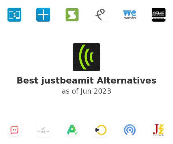 Best justbeamit Alternatives