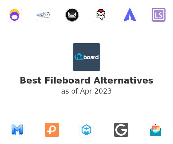 Best Fileboard Alternatives