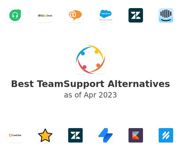 Best TeamSupport Alternatives